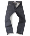 아웃스탠딩(OUTSTANDING) LOT 165 SELVEDGE DENIM [INDIGO]