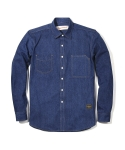 러기드하우스(RUGGED HOUSE) WABASH DENIM SHIRTS