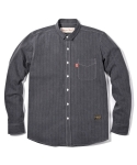 러기드하우스(RUGGED HOUSE) FICAR LINE STRIPE SHIRTS