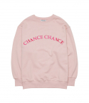 CHANCECHANCE Pink MTM(기모없음)