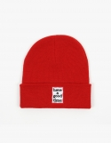 해브 어 굿 타임(HAVE A GOOD TIME) Frame Beanie - Red