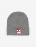 해브 어 굿 타임(HAVE A GOOD TIME) Frame Beanie - Grey