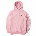 로맨틱크라운(ROMANTIC CROWN) [ROMANTICCROWN]LALALA HOODIE_PINK