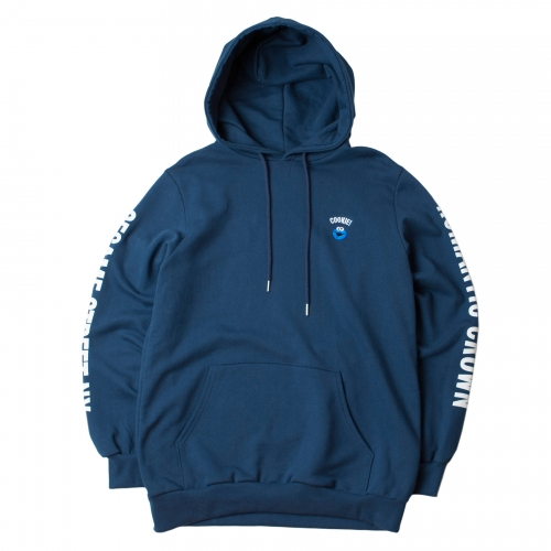 로맨틱크라운_[ROMANTICCROWN]COOKIE HOODIE_BLUE