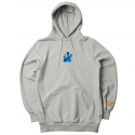 로맨틱크라운(ROMANTIC CROWN) [ROMANTICCROWN]COOKIE MONSTER HOODIE_GREY