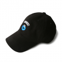 로맨틱크라운() [ROMANTICCROWN]COOKIE MONSTER BALLCAP_BLACK