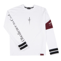 Obedience to god L/S (White)