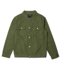 바스틱() Vastic Cotton Trucker Jacket
