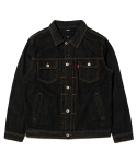 바스틱() Vastic Denim Jacket Black