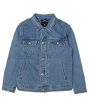 바스틱() Vastic Denim Jacket Washed