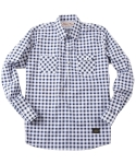 러기드하우스(RUGGED HOUSE) 40S GINGHAM PULLOVER SHIRTS