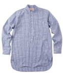 러기드하우스(RUGGED HOUSE) STRIPE TUNIC SHIRTS