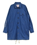젬킨스(JEMKINS) SENSITIVITY DENIM COAT