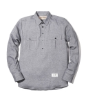 러기드하우스(RUGGED HOUSE) PULLOVER OUTPOCKET SHIRTS