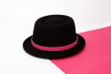 화이트샌즈(WHITESANDS) [화이트샌즈] PINK collection 003 felt hat WS16-003SB01PK