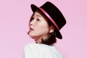 화이트샌즈(WHITESANDS) [화이트샌즈] PINK collection 046 felt hat WS16-046SB01PK