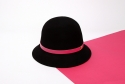 화이트샌즈(WHITESANDS) [화이트샌즈] PINK collection 109 felt hat WS16-109SB01PK