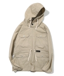 유니폼브릿지(UNIFORM BRIDGE) ripstop anorak parka beige