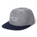 Way Out There Polo Hat - Blue