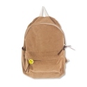 [에코백증정]HEAVY CORDUROY BACKPACK TAN