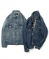 16aw type2 washing denim jacket