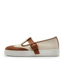 스틸몬스터(STEAL MONSTER) Jasper Slip On SAB006-TAN