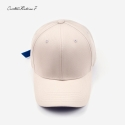 커스텀루틴7() Basic point cap_Beige