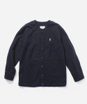 블루야드(BLUE YARD) BASEBALL SHIRTS NAVY
