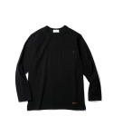 에스피오나지(ESPIONAGE) Surplus LS Tee Black