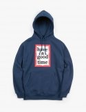 해브 어 굿 타임(HAVE A GOOD TIME) Frame Pullover - Navy