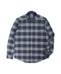 지플리시(ZPLISH) TW CHECK SHIRTS(GY)