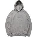 모디파이드() M#1028 over fit new hoodie (grey)
