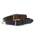 바스틱(VASTIC) Vastic Cow Leather Belt (Black)