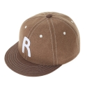 드라이프(DRIFE) DRIFE BALL CAP-BEIGE/BROWN