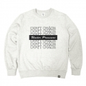 비쿨(BE COOL) D.C.U.P Crewneck Oatmeal