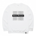 비쿨(BE COOL) D.C.U.P Crewneck White