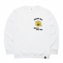 THANK YOU Crewneck White