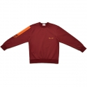 엔조 블루스(ENZO BLUES) 16-17* Crew Sweatshirt (Burgundy)