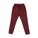 위캔더스(WKNDRS) WKNDRS SWEAT PANTS (BURGUNDY)