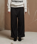 레이트(LEIT) WIDE PANTS NAVY