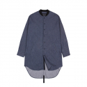 브로큰맨션(BROKENMANSION) Denim long tail jacket