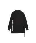 브로큰맨션(BROKENMANSION) Stand collar PK tee