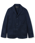 16aw cotton sports jacket navy