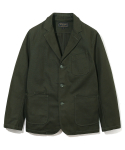유니폼브릿지(UNIFORM BRIDGE) 16aw cotton sports jacket khaki