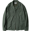 모디파이드() M#1030 jungle fatigue jacket (khaki)