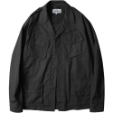 모디파이드() M#1031 jungle fatigue jacket (black)