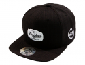 더블에이에이 피티드(DOUBLE AA FITTED) Double AA simple patch Cap