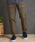 HBT POCKET PANTS _ OLIVE