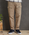 HBT POCKET PANTS _ BEIGE