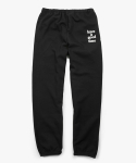 해브 어 굿 타임(HAVE A GOOD TIME) Logo Sweat Pants - Black